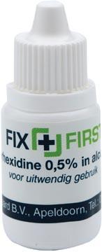 Fixfirst ontsmettingsmiddel op basis van alcohol, 10 cc