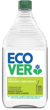 Ecover handafwasmiddel, flacon van 1l, lemon