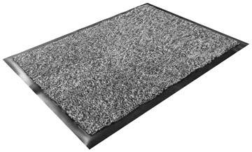Floortex deurmat Dust Control, ft 60 x 90 cm, grijs