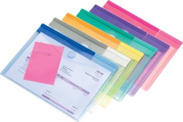 Tarifold documentenmap Color Collection voor ft A5 (230 x 178 mm), pak van 6 stuks