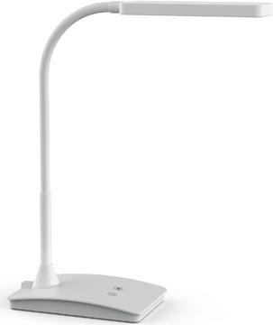 Maul bureaulamp Maulpearly, LED-lamp, wit