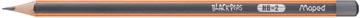 Maped potlood Black'Peps HB, zonder gum