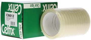 Celfix plakband PP ft 12 mm x 66 m