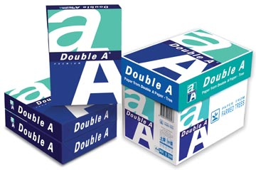 Double A Premium printpapier ft A3, 80 g, pak van 500 vel