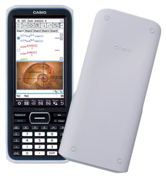 Casio grafische rekenmachine FX-CP400